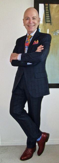 Coppley suit, Bertigo shirt, Leonard Paris tie, Fratelli Rossetti cap-toe oxfords… #Coppley #Bertigo #LeonardParis #FratelliRossetti #Toronto #WIWT #sartorial #sartorialsplendour #sprezzatura #dandy #dandystyle #dapper #dapperstyle #menswear #mensweardaily #menshoes #menstyle #mensfashion #fashion