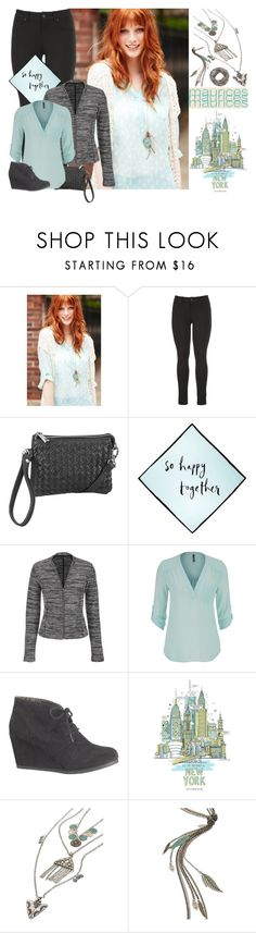 """""""The Perfect Blouse with maurices: Contest Entry"""" by yours-styling-best-friend ❤ liked on Polyvore featuring maurices, Kate Spade and Magma"""