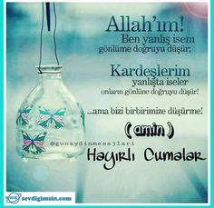 Cuma duası Allah, Diy And Crafts, Personal Care, Messages, Instagram, Quote, Self Care, Personal Hygiene