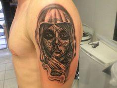 #muertos #tattoo #arm
