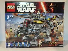 Lego Star Wars Captain Rex's at TE 75157 Walker 2016 New Release w Minifigures | eBay
