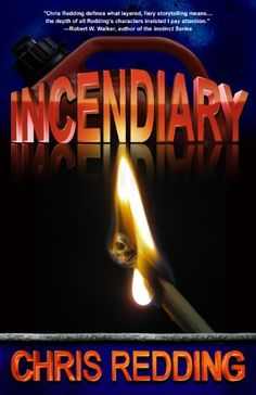 Free Books - Incendiary, by Chris Redding, is free in the Kindle store, courtesy of publisher Imajin Books.