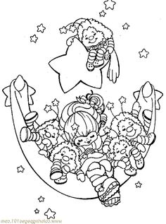 images of rainbow bright coloring pages rainbow brite dear to her friend coloring pages