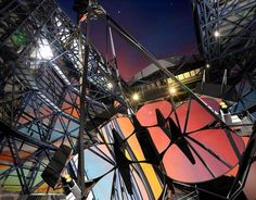 World's largest optical telescope got the approval for construction  , - ,   The largest opti...
