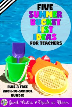 Five Summer Bucket L