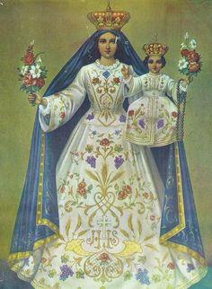 @solitalo Mis benditos hijos, desde la Luz más Divina del Universo les bendigo y les visito en este día cuando celebran mi advocación como la Virgen de La Candelaria. Niños de mi corazón, me presen…
