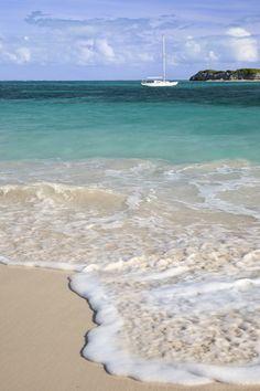 Orien beach, St.Maarten, French West Indies