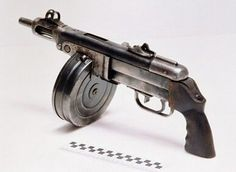 Modified PPSh-41 by the mafia