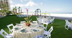 Clearwater Beach Wedding Facilities | Sandpearl Resort | Clearwater Florida