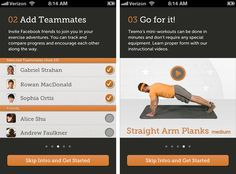 Teemo App Turns Exercising Into A Travel Game | Co.Design: business + innovation + design