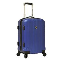 Traveler's Choice Cambridge 20-Inch Hardside Spinner Carry-On,