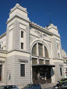 Museo ferroviario - Trieste - Wikipedia