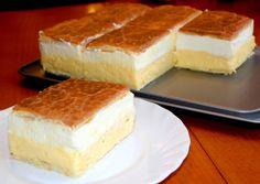 Francia krémes | Alajuli receptje - Cookpad receptek Cream Recipes, My Recipes, Dessert Recipes, Hungarian Recipes, Food Menu, No Bake Cake, Soul Food, Tiramisu, Cheesecake
