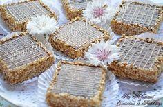 gateau algerien sec a la confiture et chocolat Biscotti, Sweet Treats, Food And Drink, Bread, Cookies, Cake, Puddings, Four, Couscous