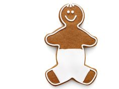 Perfect Gingerbread Men recipe from Food Network Kitchen via Food Network