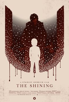 THE SHINING Movie Poster by Thomas Walker