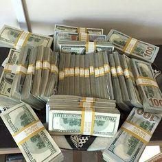 #cash #money #stacks