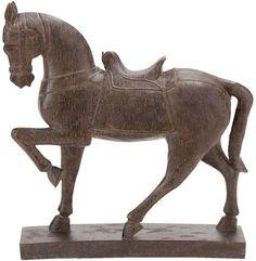 """UMA Inc Ps Horse Deco 15""""H, 14""""W"""