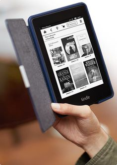 Awesome Kindle Paperwhite Touchscreen eRreader mit integrierter Beleuchtung