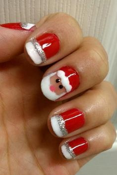 The Christmas Edit: Christmas Nail Designs