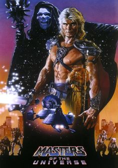 Masters Of The Universe (1987) | A battle fought in the stars... now comes to Earth