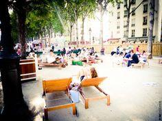 This is Paris - Paris Plage Urban Beaches, Paris Paris, Tips, Home, Decor, Decoration, Ad Home, Homes, Decorating