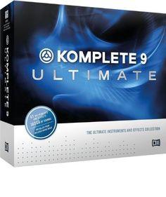 Native Instruments Komplete 9 Ultimate - Upgrade from Komplete 9  http://reggaesoftware.com/sound-libraries/native-instruments-komplete-9-ultimate-upgrade-from-komplete-9.html