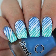 Olivia Jade Nails: Lina Nail Art Supplies Feeling Shapely 01, 04 & 05 Stamping Plates - Swatches & Review