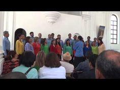"""Domingo 5 de Julio. Excelente Concierto Encapillao con la Coral de los Trabajadores de la ULA: """"La Molinera"""" de Antonio Estevez"""
