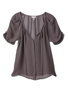 Oh, they have it in gray too! 100% silk <3