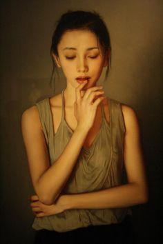 LI GUIJUN http://www.widewalls.ch/artist/li-guijun/ #contemporary #art #fineart