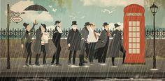 London Illustration III