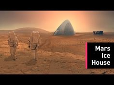 Thanks To This Ice House, We Are One Step Closer To Living On Mars