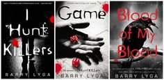 I hunt killers series by Barry lyga