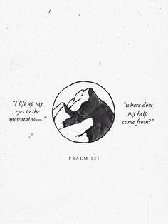 psalm, 121