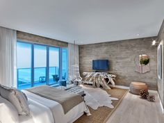 Live Like a Hotel Guest in This $6.9 Million Penthouse, Part of 1 Hotel South Beach Photos   Architectural Digest