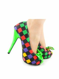 Multi-Colour Check Tartan Green Platform Shoes, FZ0888DGR39, 7AU/5UK/7US, Green Ever-Pretty http://www.amazon.com/dp/B008AEDOM4/ref=cm_sw_r_pi_dp_NTPLtb0APKB9PAG9