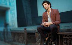 Jim Sarbh por Aneev Rao para Man's World India