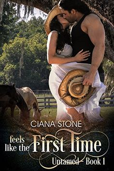 Feels Like the First Time (Untamed Book 1) by Ciana Stone https://www.amazon.com/dp/B06X6D129R/ref=cm_sw_r_pi_dp_x_JKqAzb5GJ38DM