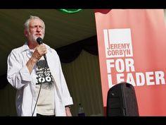 Jeremy Corbyn MP Speaks at Tolpuddle Festival 2015
