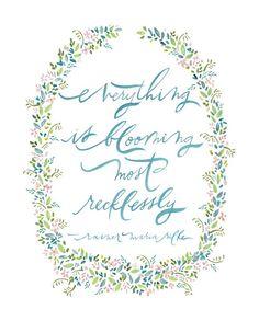 "~Rainer Maria Rilke all-things-bright-and-beyootiful: "" By Oh My Deer via Etsy "" Pretty Words, Beautiful Words, Cool Words, Rilke Quotes, Quotable Quotes, Words Quotes, Wise Words, Excited Quotes, Rainer Maria Rilke"