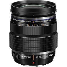 Olympus M. Zuiko Digital ED 12-40mm f/2.8 PRO Lens V314060BU000