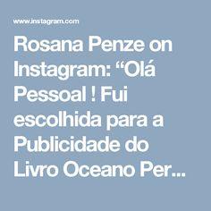 """Rosana Penze on Instagram: """"Olá Pessoal ! Fui escolhida para a Publicidade do Livro  Oceano Perdido - Johanna Basford - Editora Sextante.  Então eu gostaria de apresentar a  vocês o meu vídeo e minhas cores! Espero que gostem! Muito Obrigado! um Grande Beijo a todos!!! Breve teremos tutoriais. http://youtu.be/ZuXem9GsGGQ  Hello my friends! I've been chosen to the advertising for Editora Sextante here in Brazil, presenting the """"Lost Ocean"""" by Johanna Basford. So I ..."""