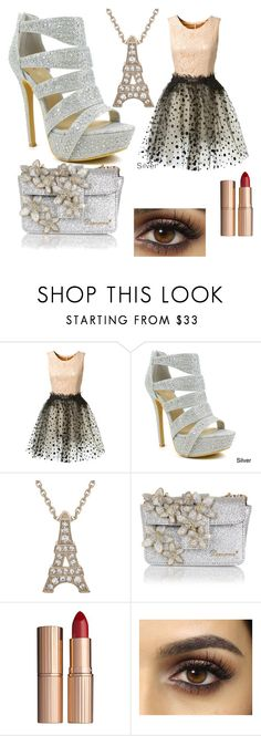 """""""The medina way"""" by nightmare1478 ❤ liked on Polyvore featuring Loyd/Ford, Celeste, Dsquared2, Charlotte Tilbury, women's clothing, women's fashion, women, female, woman and misses"""