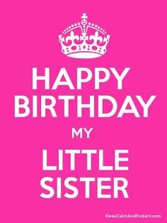 Birthday quotes for sisters funny birthday meme for sister o Sister Birthday Quotes Funny, Happy Birthday Little Sister, Happy Birthday Funny, Sister Quotes, Funny Sister, Funny Happy, Birthday Funnies, Funny Quotes For Teens, Picture Quotes