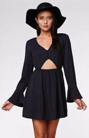 01932a4ceefc We love this Babydoll Dress by Kendall   Kylie for PacSun and PacSun ...