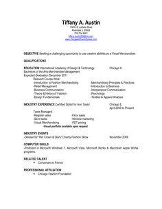 resume templates tamu
