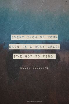 Ellie Goulding - Still falling for you | Lyrics & Quotes ...