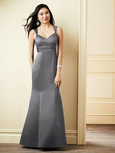 Maid of Honor   Alfred Angelo 7273 L Bridesmaid Dress | Weddington Way