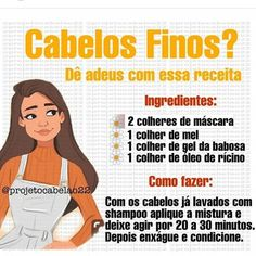 Ótima dica amores!!. Você deseja conquistar o cabelo dos sonhos? Tenho a solução correta para você 😍 garanto que em 30 dias você estará… Mommy Hairstyles, Easy Hairstyles, Curly Hair Braids, Curly Hair Styles, Natural Hair Care, Natural Hair Styles, Beauty Care, Beauty Hacks, Estilo Kylie Jenner